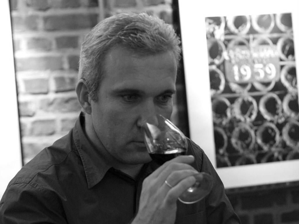 Serge Blache, Le Bouchon Bleu à Donzère - Crédit Photo Tony Masclet