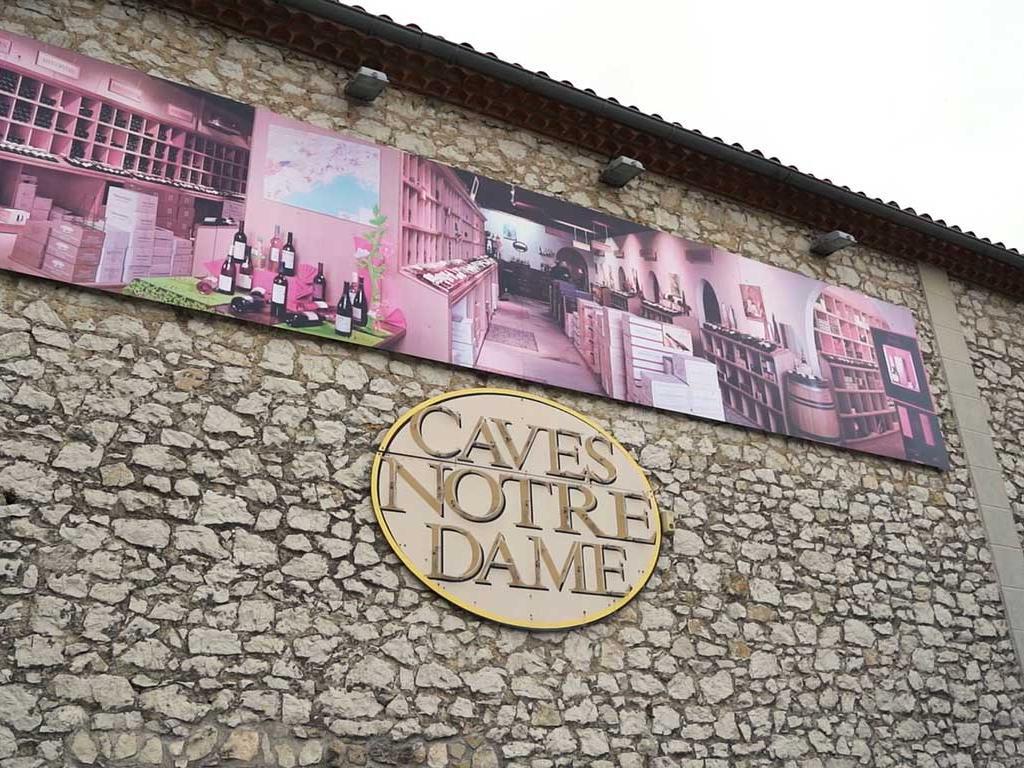 Caves Notre Dame à Montpellier