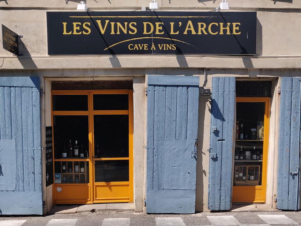 Les Vins de l'Arche à Roquevaire