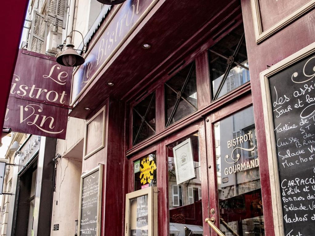 Le Bistrot à vin Marseille