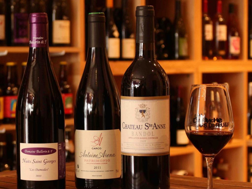 Les Caves de Reuilly, cave, bar à vin et épicerie fine Paris 12ème
