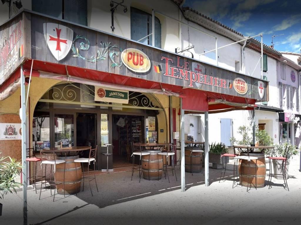 Pub Le Tempelier à Saint-Andiol, Cave à Bières & Brasserie
