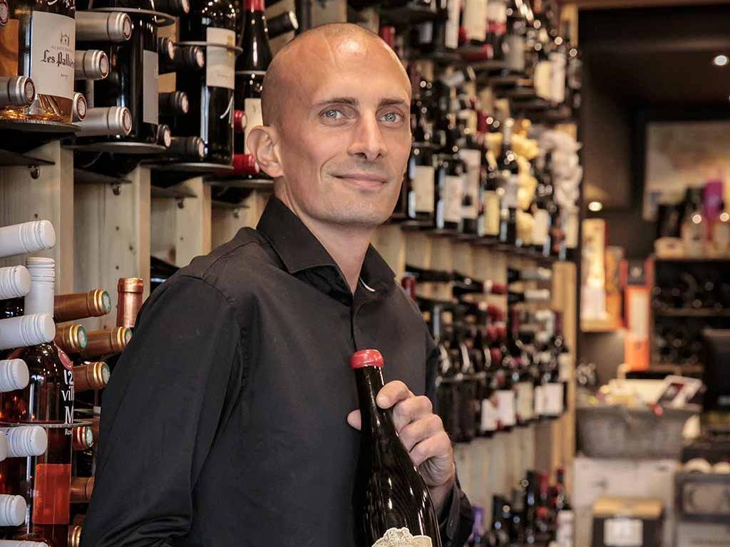 Jordan, Vin chez Toi à Annecy Le Vieux