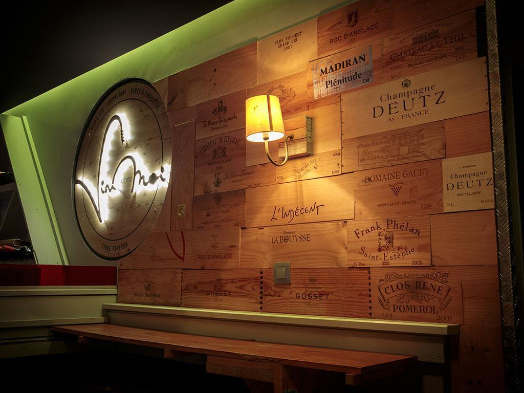 Vin chez Moi, bar à vin à Annecy-le-Vieux