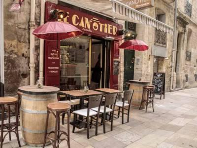 On s'encanaille au Canotier de Montpellier !