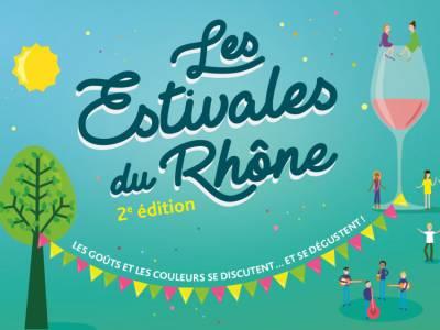 Les Estivales du Rhône de retour à Avignon !