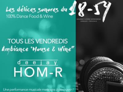 Le 18-59 - Les Délices Sonores du Vendredi