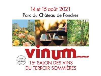 VINUM, Salon des Vins du terroir Sommières