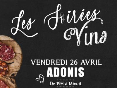 Cellier du Castel - Les Soirées Vins - Adonis