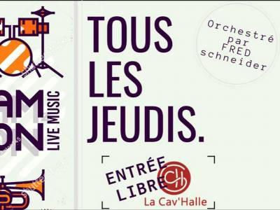 La Cav'Halle Les jeudis Jam sessions & Karaokés Live