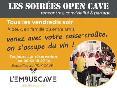 Les Soirées Open Cave