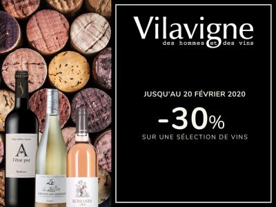 PROMOS D'HIVER -30%