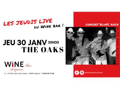 Concert The Oaks