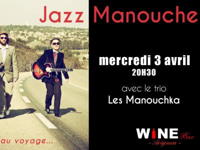 Le Wine Bar - Jazz Manouche