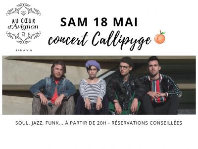 Concert Callipyge