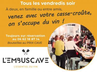 L'Embuscave - Les Open Cave