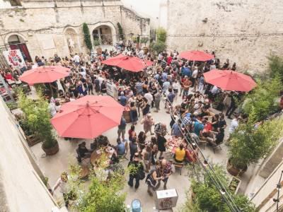 Bar à vins des Côtes du Rhône