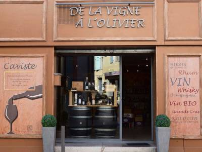 De la Vigne à l'Olivier à Lambesc