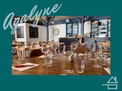Restaurant Agalyne : une cuisine traditionnelle fait maison, à base de produits frais et de saison, essentiellement issus de producteurs locaux.