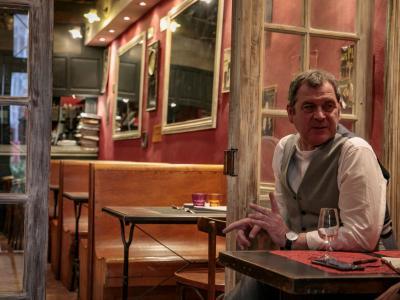 Stéphane Tramoni Le Bistrot à vin Marseille