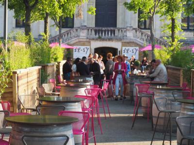 Le 18-59, Terrasse Restaurant Bar à vin à Sorgues