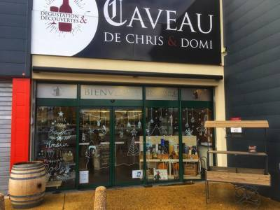 Le Caveau de Chris & Domi à Orange