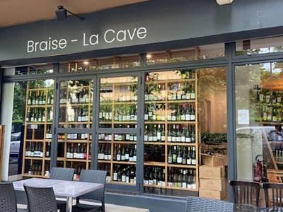 Braise Montpellier, un caviste et un restaurant sous un même toit.