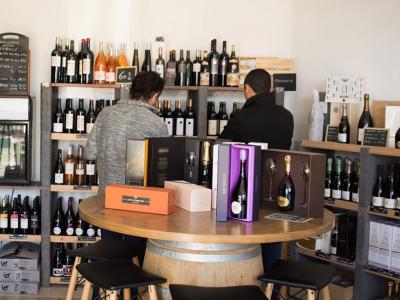Bacchusalem, cave à vin à Pertuis Vaucluse