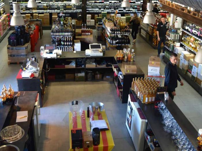 Vincoeur Catalan, vins du Roussillon à Elne.