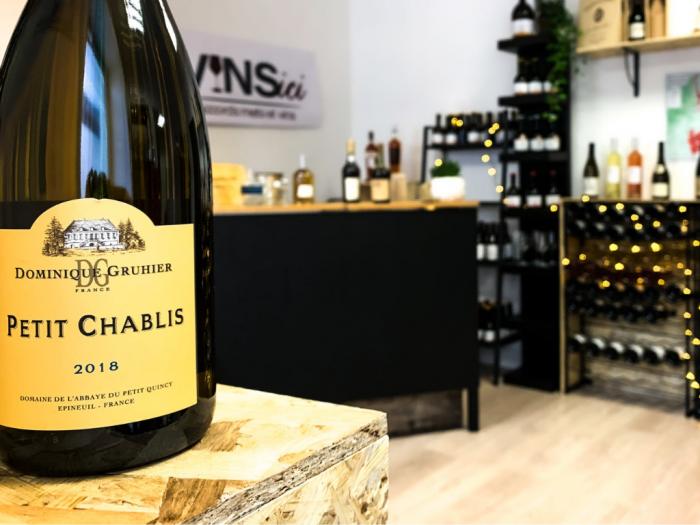 Vins Ici, Cave et Bar à vin à Bollène