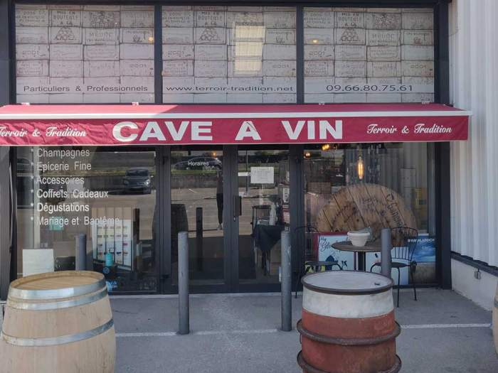 Cave Terroir et Tradition