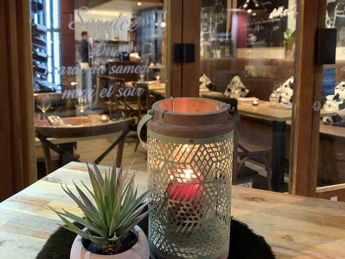 Madéluce, Restaurant à Aix-les-Bains