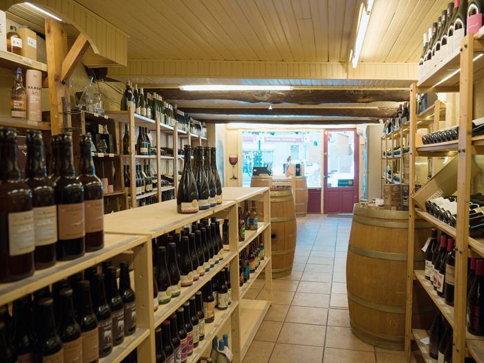 La Maison du Vin, cave à vins à Gardanne