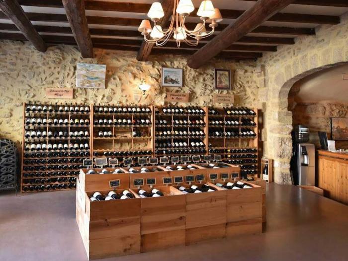 Vinadea Maison des Vins Châteauneuf-du-Pape
