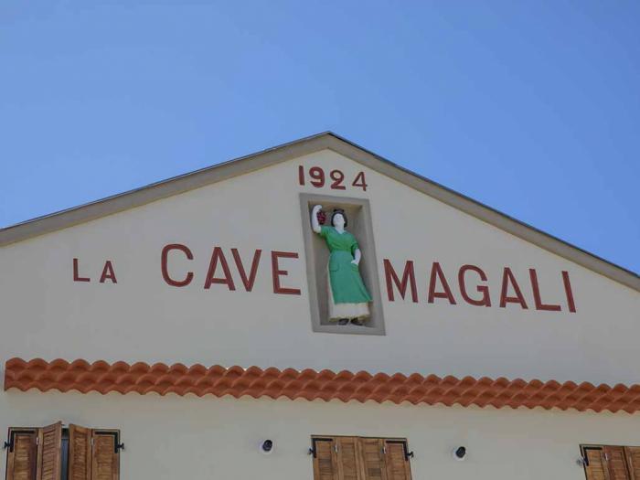 La Cave Magali Vilavigne à Graveson, un lieu chargé d'histoire