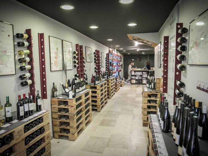 Cave à vin Wermeil Salon-de-Provence