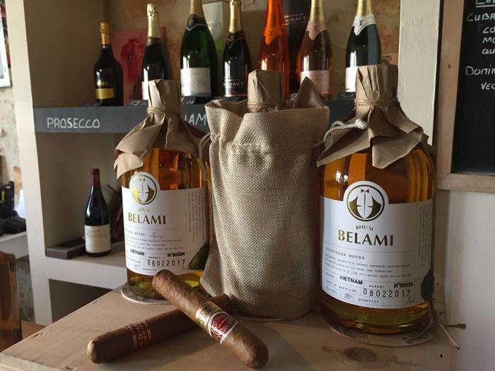 Le Comptoir des Vins à Grabels offre un large choix de spiritueux.