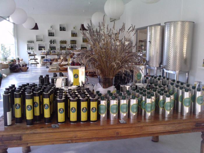 Moulin à huile Ollier à Barbentane