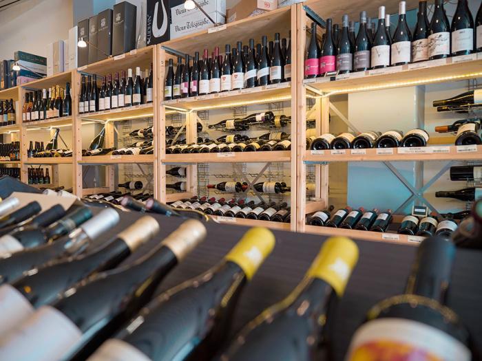 La Cave des Domaines, cave à vin à Aix-en-Provence
