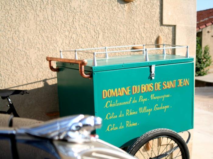 Domaine du Bois de Saint Jean