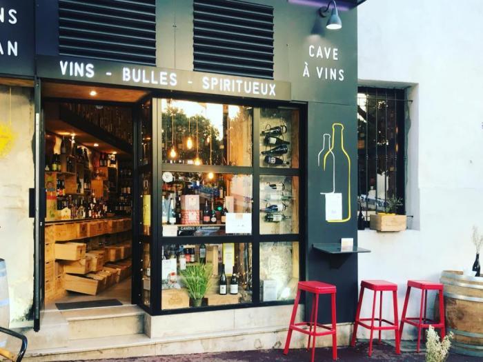 Les Canons de Vauban, cave à vin à Marseille
