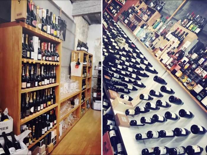 Cave Liquid à Avignon, un large choix de vins, champagnes et spiritueux