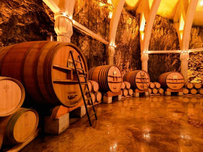 Château Romanin, un domaine viticole d'exception niché au coeur des Alpilles,  en Provence