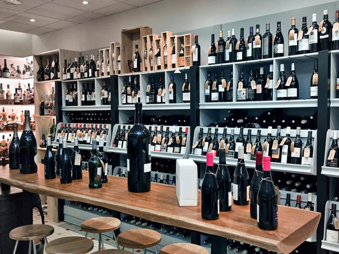 Les Vins de la Cour, cave à vin à Toulouse