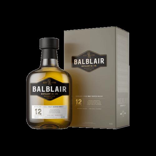 Whisky Balblair 12 ans