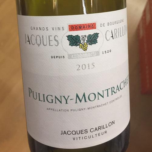 Puligny-Montrachet Blanc