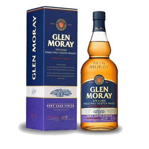 Glen Moray Finition Port Cask ECOSSE