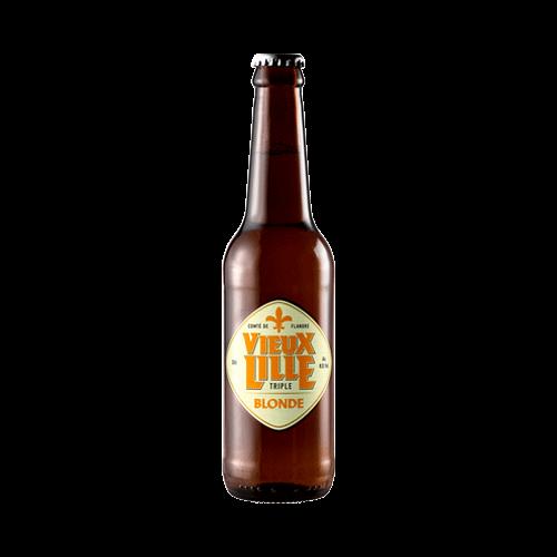 Bière Vieux Lille Triple