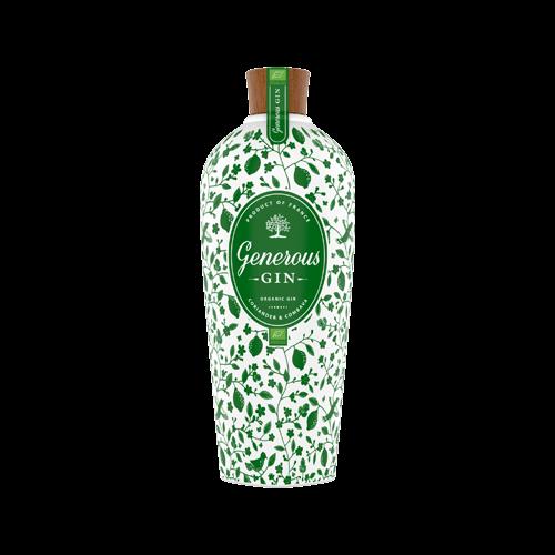 Generous Gin BIO Coriandre et Combava