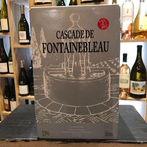 Cascade de Fontainebleau Rouge